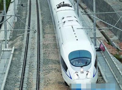 上海到北京高铁路线图